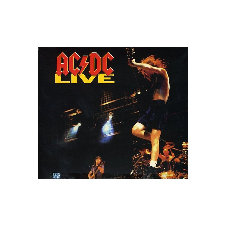 Alliance AC/DC - Live (CD)