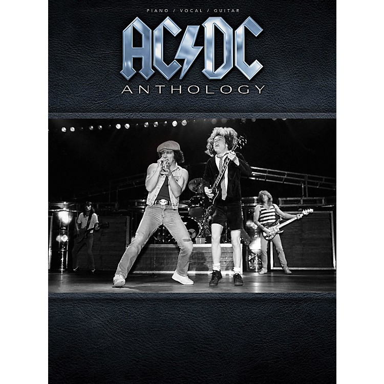 Music Sales AC/DC Anthology PVG Songbook