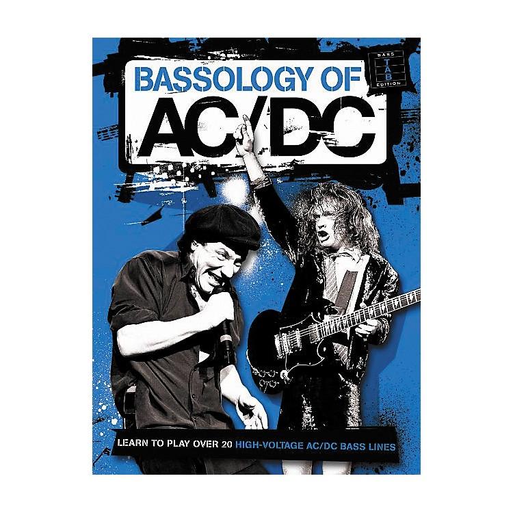 Music SalesAC/DC Bassology Bass Tab Book