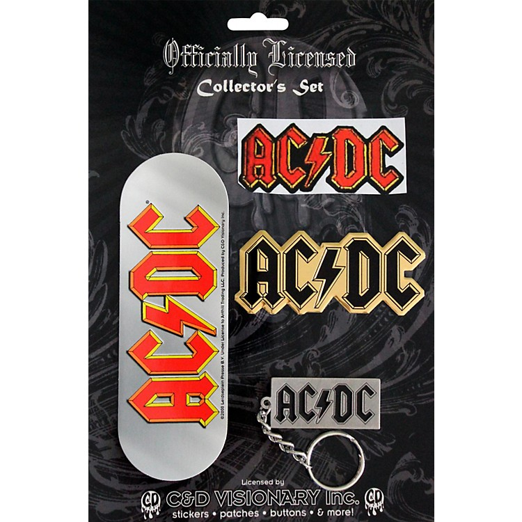 C&D Visionary AC/DC Collector's Set