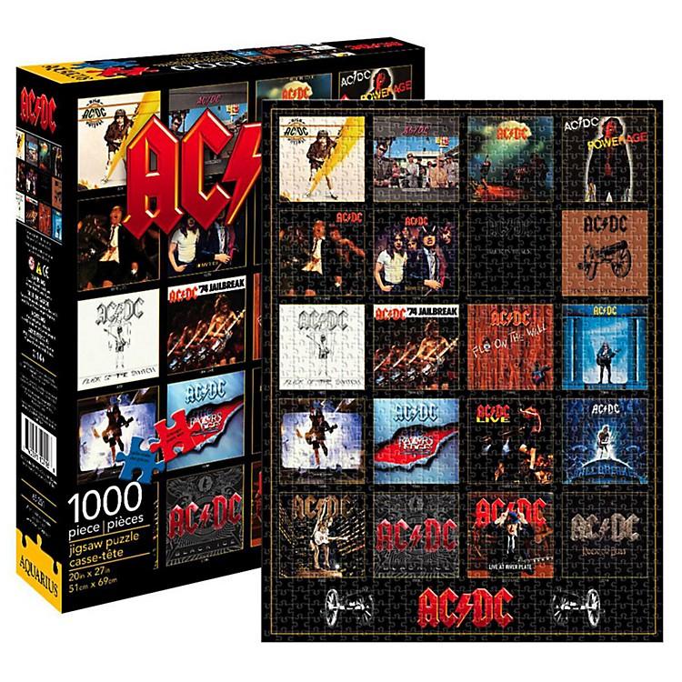 Hal LeonardAC/DC Discography 1000 Piece Puzzle