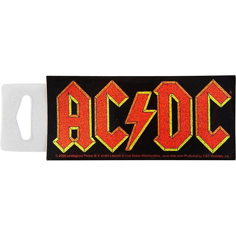 C&D VisionaryAC/DC Glitter Sticker