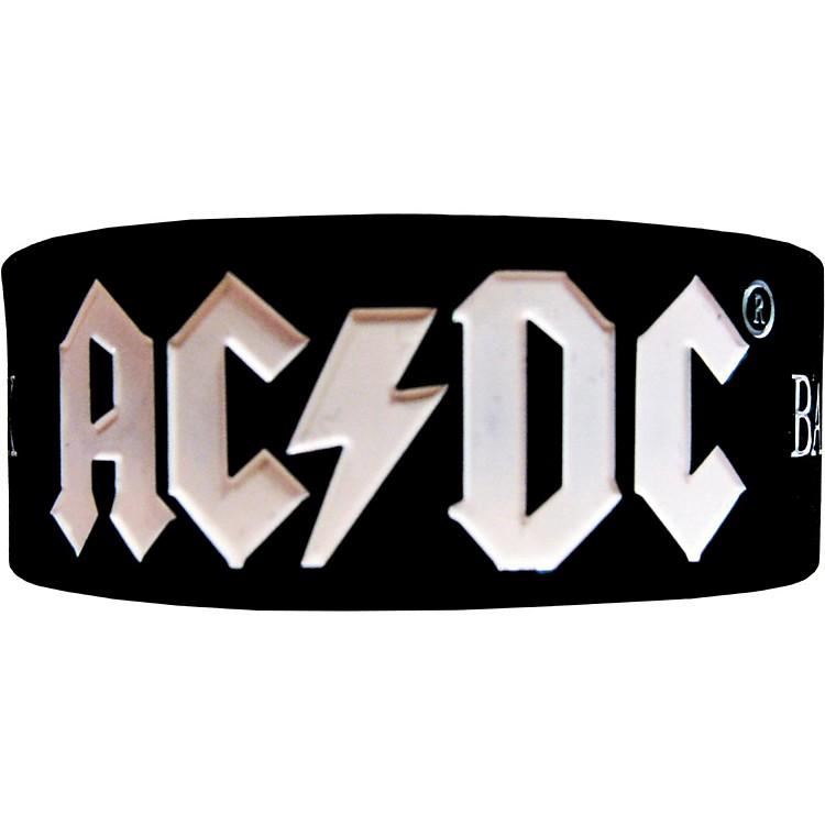 C&D VisionaryAC/DC Rubber Wristband