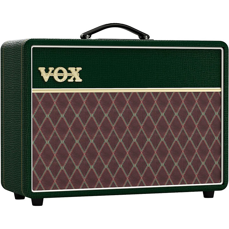 Vox AC10C1 Classic Limited Edition 10W 1x10 Tube Guitar Combo Amp British Racing Green