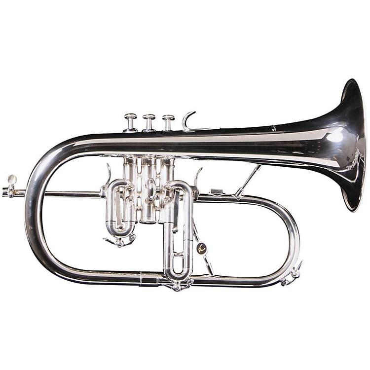 Antoine Courtois ParisAC155-1-0 Professionel Bb FlugelhornSilverRose Brass Bell