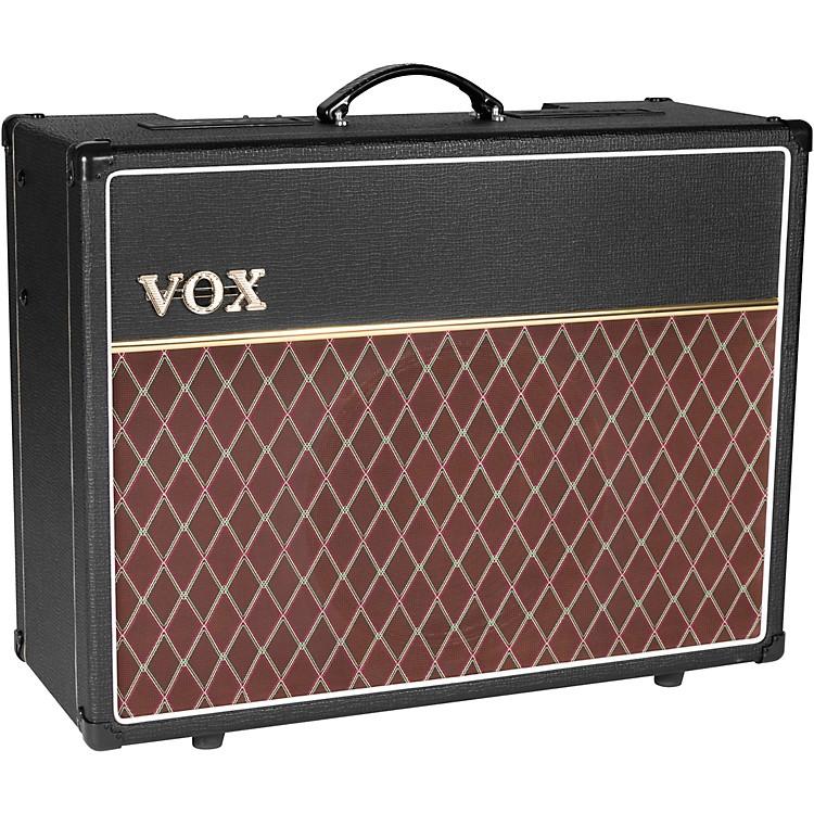 VoxAC30S1 30W 1x12 Tube Guitar Combo AmpBlack