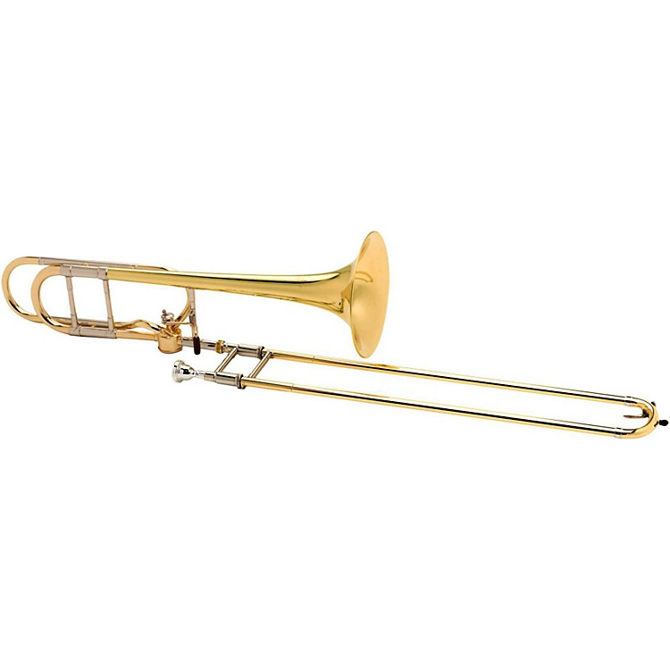 Antoine Courtois ParisAC420BH Creation Series New Yorker F-Attachment TromboneAC420BH/W LacquerYellow Brass Bell