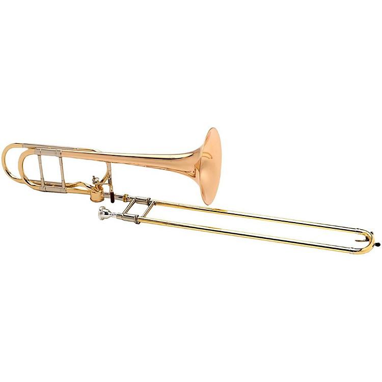 Antoine Courtois ParisAC420BH Legend Series Hagmann F-Attachment TromboneAC420BHR LacquerRose Brass Bell