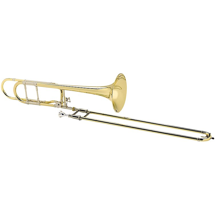 Antoine Courtois Paris AC420BO Legend Series F-Attachment Trombone Lacquer Yellow Brass Bell