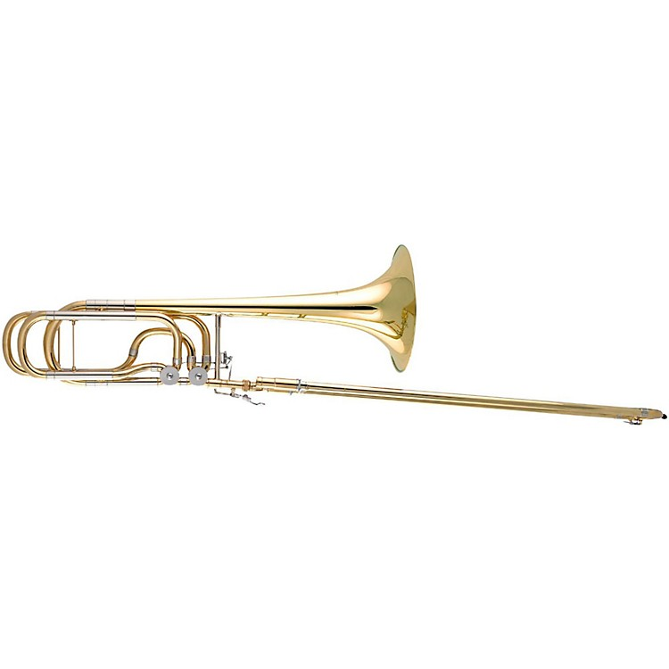 Antoine Courtois ParisAC502B Mezzo Series Bass TromboneAC502B LacquerYellow Brass Bell