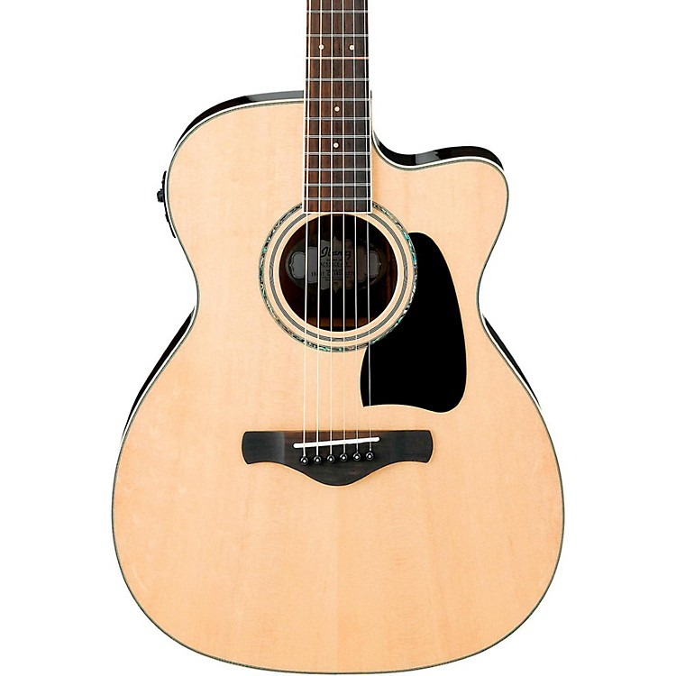 Ibanez AC535CENT Artwood Grand Concert Acoustic-Electric Guitar High Gloss Natural