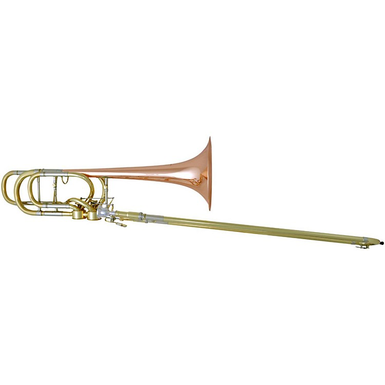 Antoine Courtois ParisAC551BH Creation Series New Yorker Bass TromboneAC551BHR LacquerRose Brass Bell