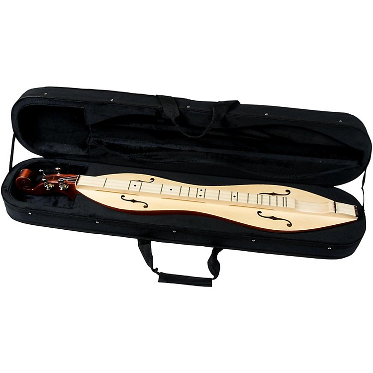 Apple Creek ACD150K Hour Glass Style Dulcimer Natural
