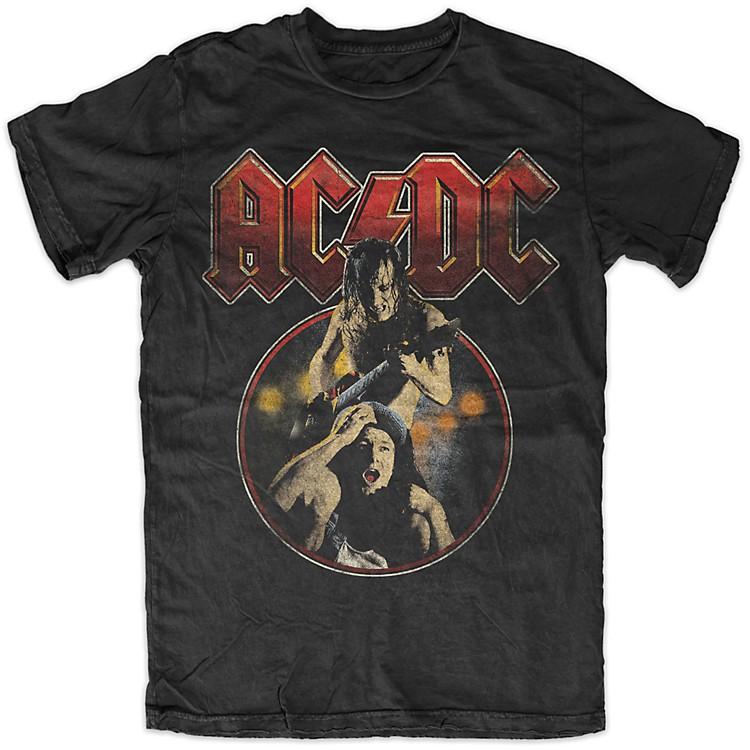Fea MerchandisingACDC - Angus Piggy Back T-ShirtXXL