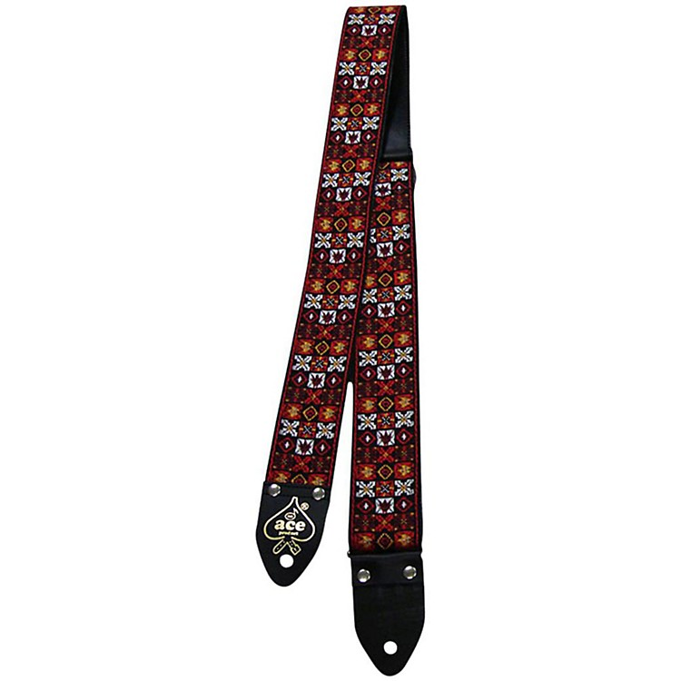 D'Andrea ACE X's & O's Vintage Reissue Strap