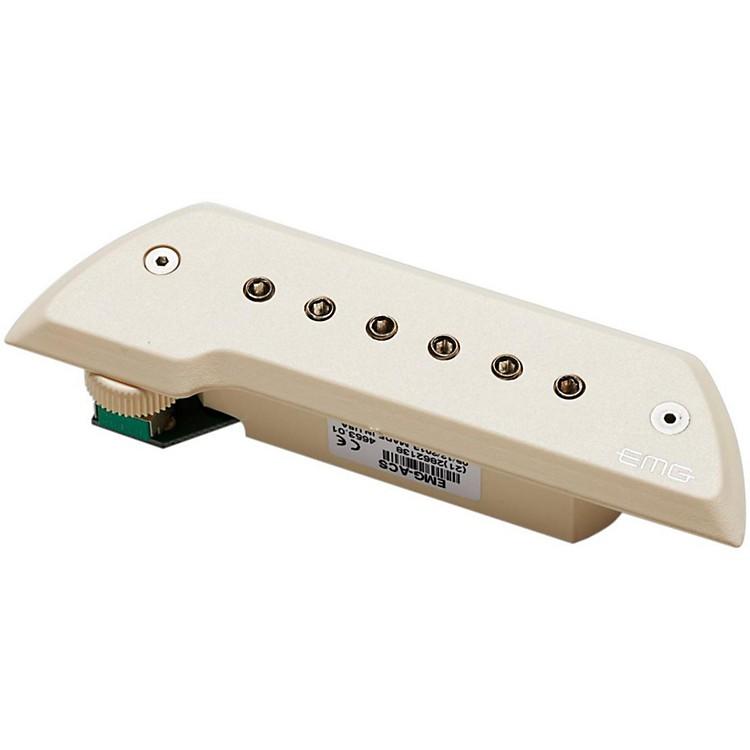 EMGACS Acoustic Guitar PickupIvory