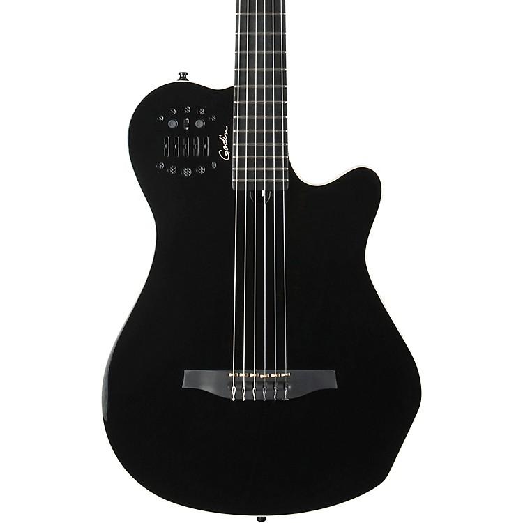 GodinACS Grand Concert Acoustic-Electric GuitarBlack