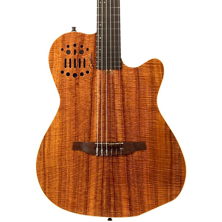 Godin ACS-SA Extreme Koa Nylon Acoustic-Electric Guitar