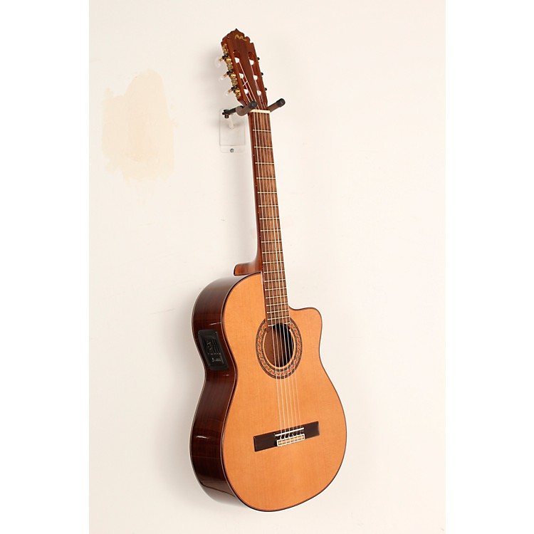 Manuel RodriguezACUT-U Nylon-String Classical Acoustic-Electric GuitarNatural190839341884