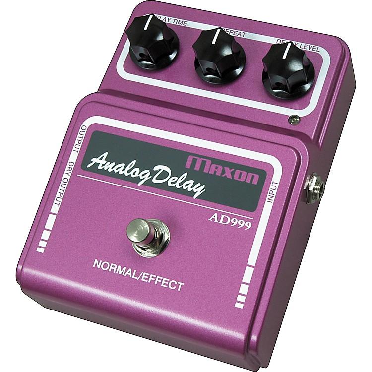 MaxonAD-999 Analog Delay Guitar Effects Pedal
