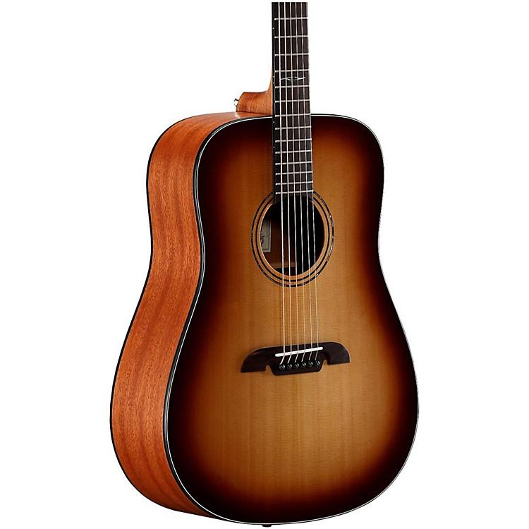 AlvarezAD60SHB Dreadnought Acoustic GuitarShadow Burst