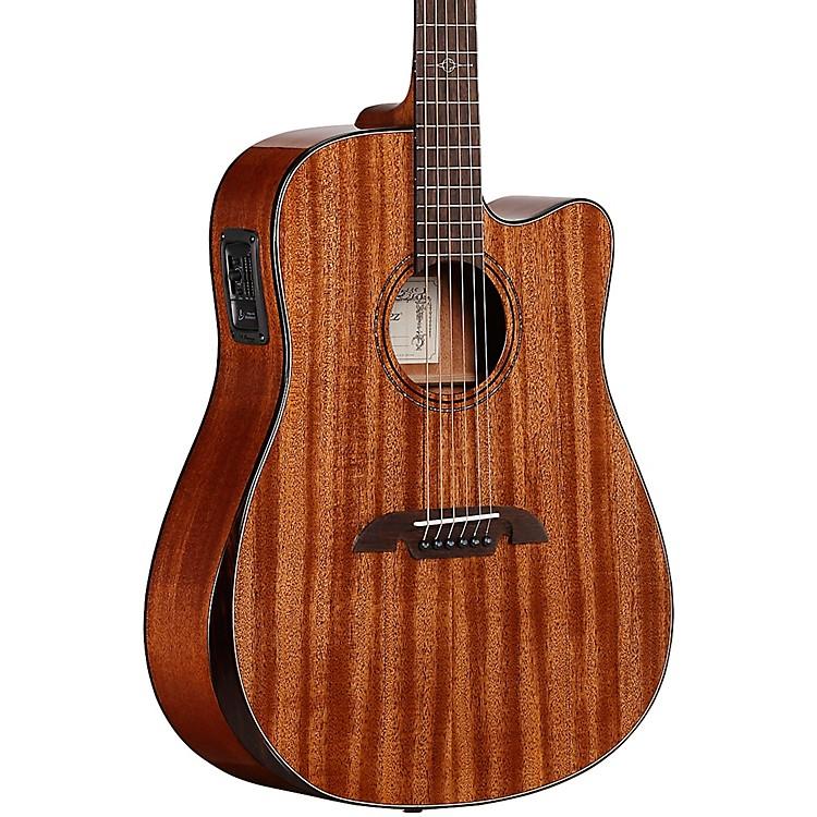 AlvarezADM66CEAR Artist Elite Dreadnought Acoustic-Electric Guitar