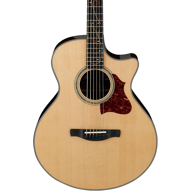 Ibanez AE255BT Baritone Acoustic-Electric Guitar Natural