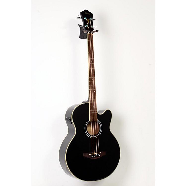 IbanezAEB5E Acoustic-Electric BassBlack888365908656
