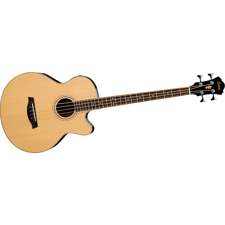 IbanezAEB5E Acoustic-Electric BassNatural