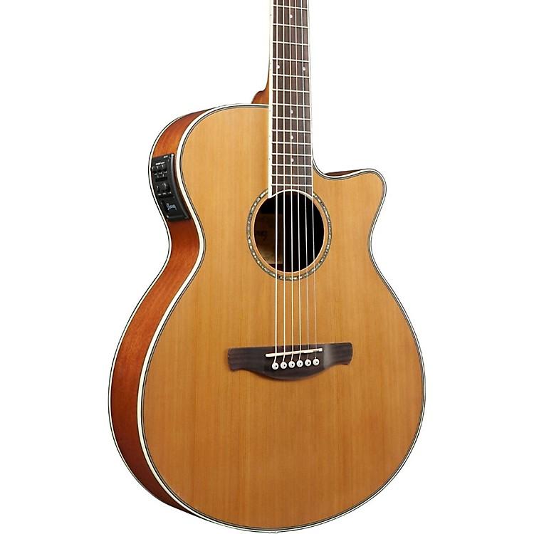 IbanezAEG15II Acoustic-Electric GuitarNatural