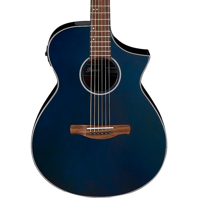 IbanezAEWC10 Acoustic-Electric GuitarNight Metallic Blue