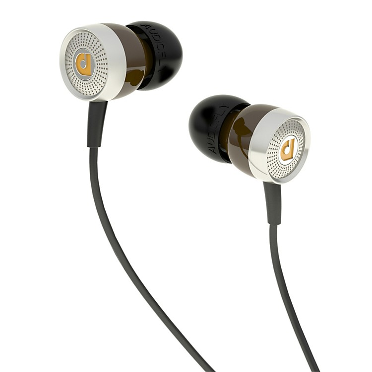 AUDIOFLYAF45 In-Ear Headphone w/Microphone