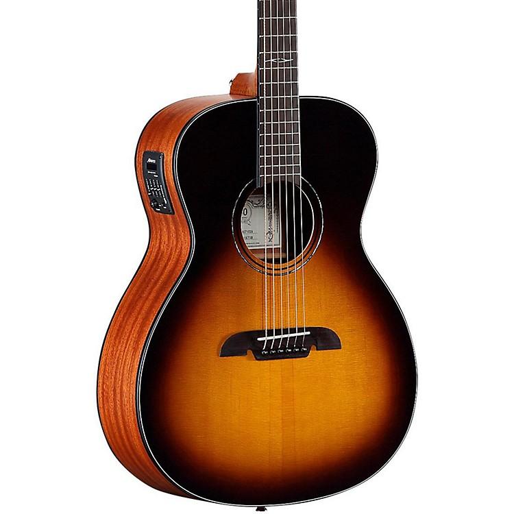 AlvarezAF610ESB Folk Acoustic-Electric GuitarSunburst