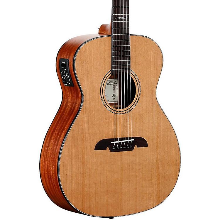 AlvarezAF615E Folk Acoustic-Electric GuitarNatural