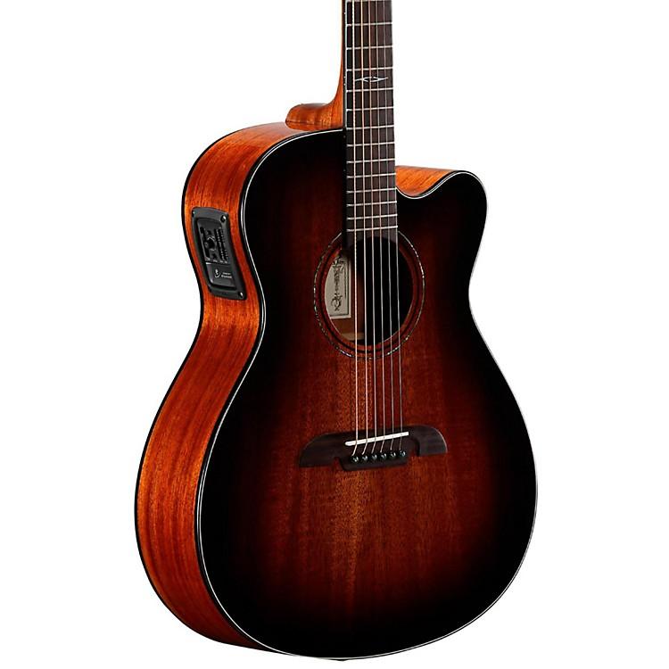 AlvarezAF66CESHB Folk Acoustic-Electric GuitarShadow Burst