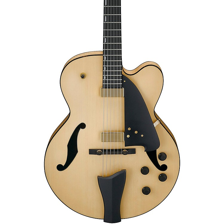 IbanezAFC95 Contemporary Archtop Series Electric GuitarFlat Natural