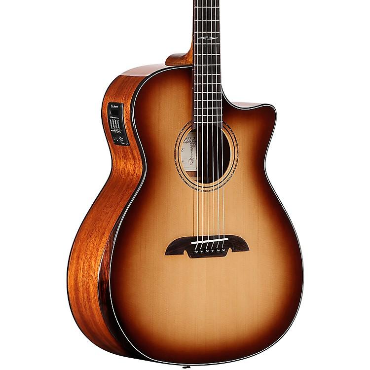 AlvarezAG610CEAR Grand Auditorium Acoustic-Electric GuitarShadow Burst