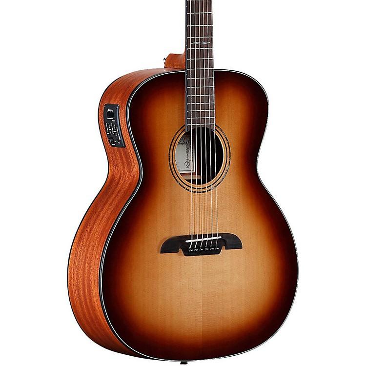 AlvarezAG610ESHB Grand Auditorium Acoustic-Electric GuitarShadow Burst