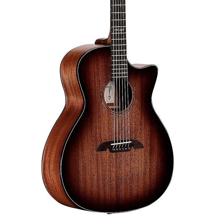 AlvarezAG660CE-SHB Artist Grand Auditorium Acoustic-Electric Guitar With Cutaway