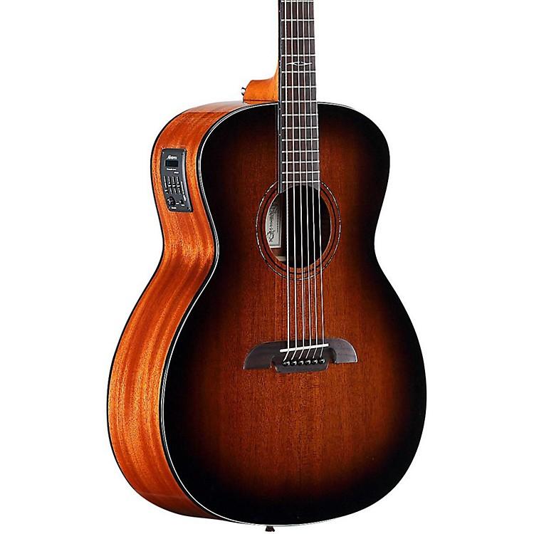AlvarezAG660ESHB Grand Auditorium Acoustic-Electric GuitarShadow Burst