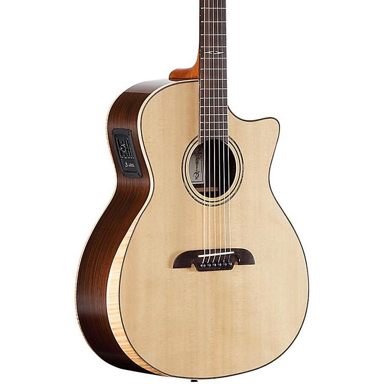 AlvarezAG70CEAR Grand Auditorium Acoustic-Electric GuitarNatural