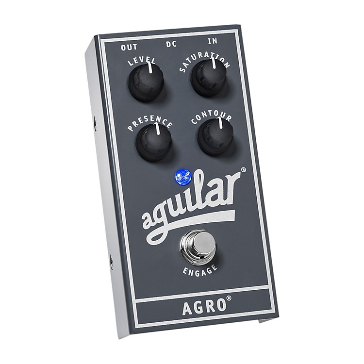 AguilarAGRO Bass Overdrive Bass Effects Pedal