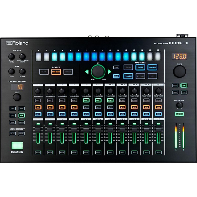 RolandAIRA MX1 Mix Performer Control Surface