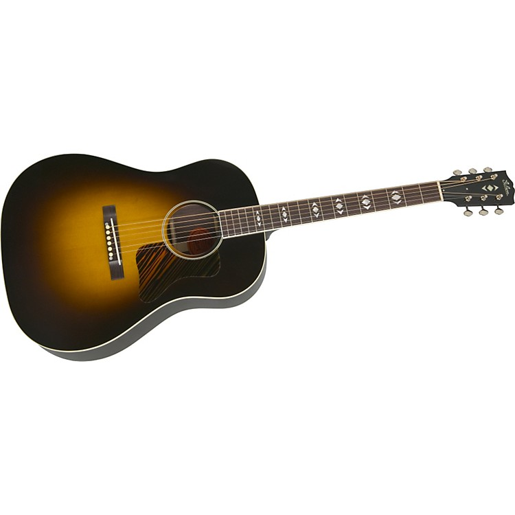 Gibson AJ Advanced Jumbo Guitar Vintage Sunburst