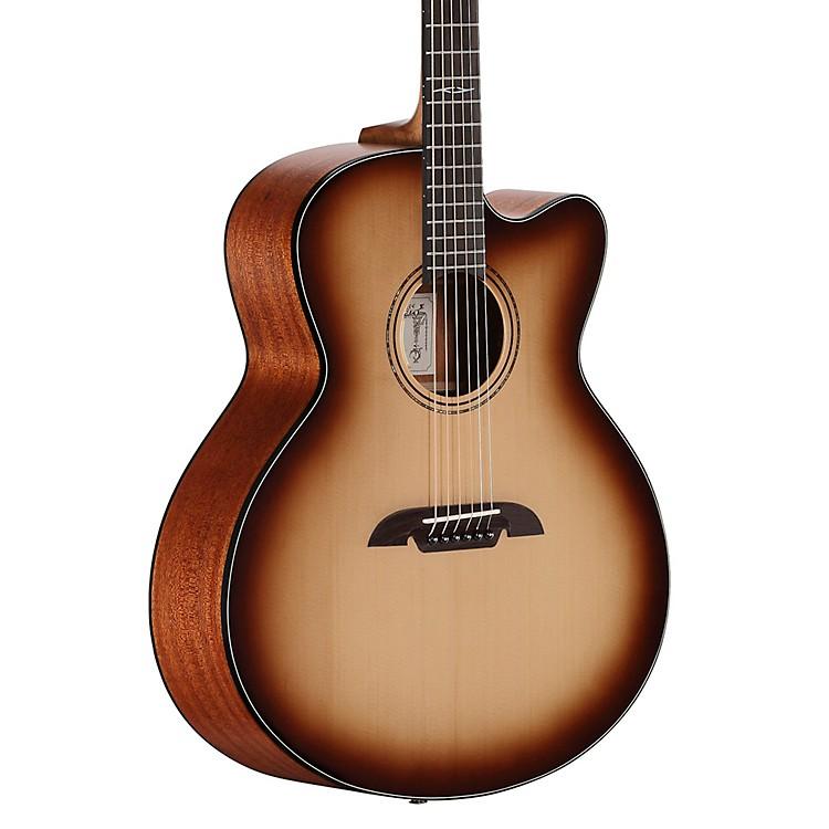 AlvarezAJ610-CESHB Artist Series Jumbo Acoustic-Electric Guitar