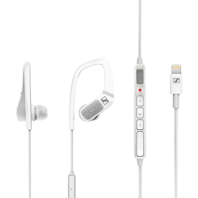 SennheiserAMBEO Smart Headset Binaural Recording HeadphonesWhite