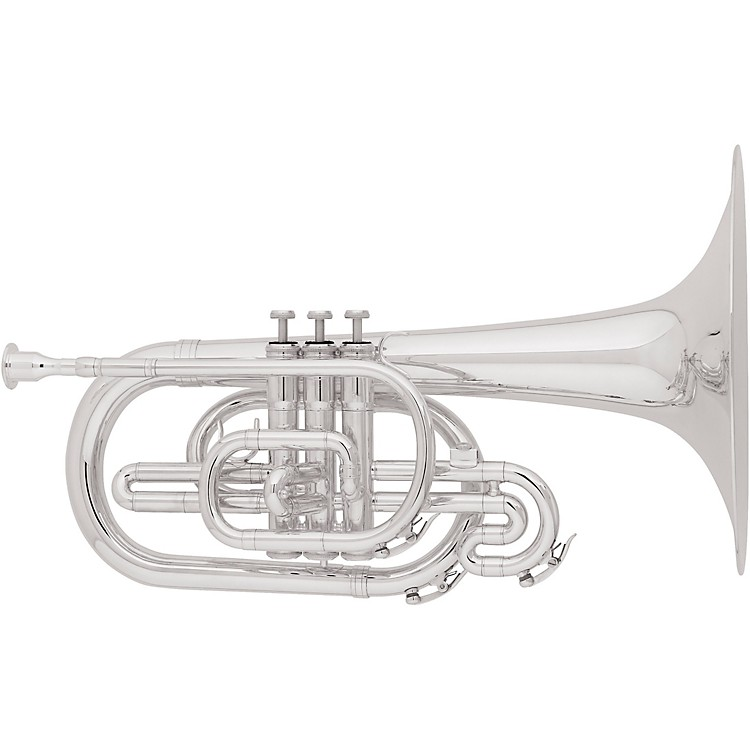 Allora AMP-450 Marching F Mellophone Lacquer 190839739544