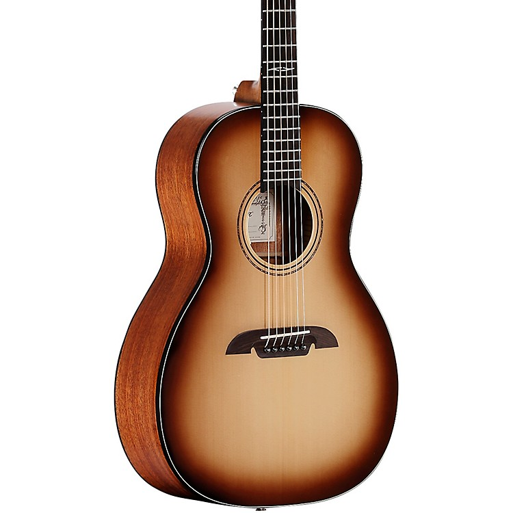 AlvarezAMP610ESHB Artist Parlor Acoustic-Electric Guitar