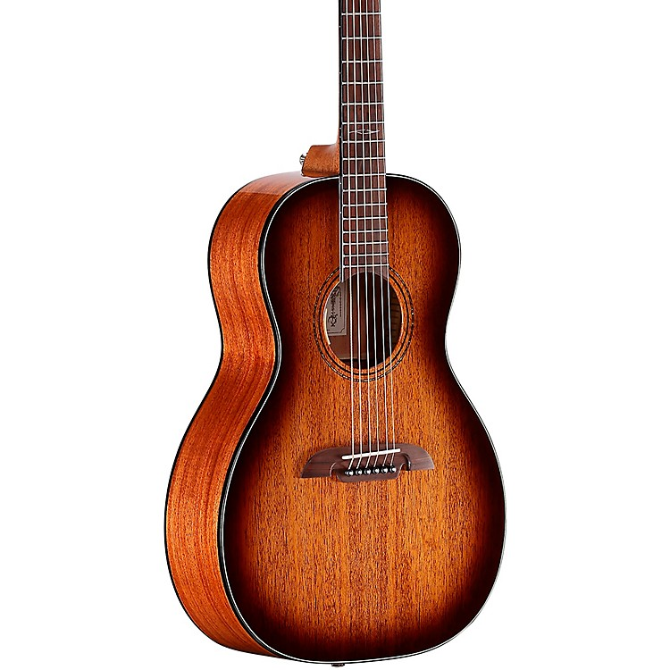 AlvarezAMP660ESHB Parlor Acoustic-Electric GuitarShadow Burst