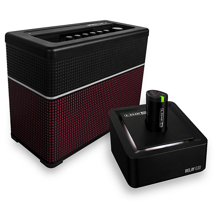line 6 amplifi 75 75w guitar combo amp with free relay g10 wireless system music123. Black Bedroom Furniture Sets. Home Design Ideas